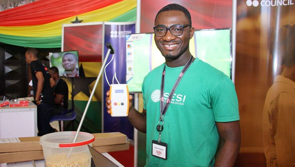 Small Gadget, Big Impact: Young Entrepreneur Fights Food Loss with Innovation