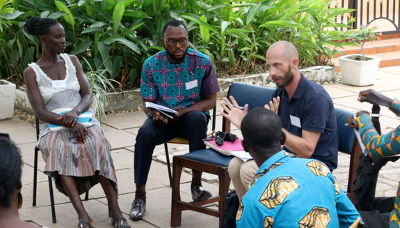 Peace Corps Hackathon Finds Digital Solution to Improve Ghana's Cashew Industry