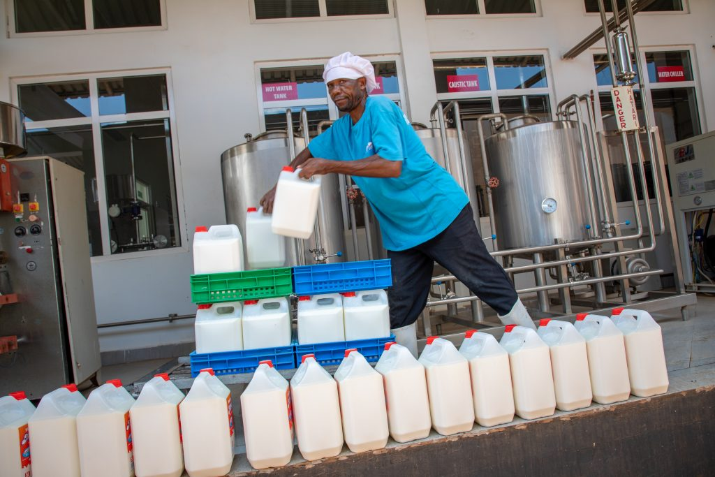Partners in Food Solutions Fresher Milk